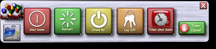 LuJoSoftShutDown v3 screenshot